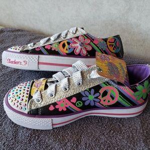 Skechers Shoes - Skechers twinkle toes kids sneakers tennis shoes